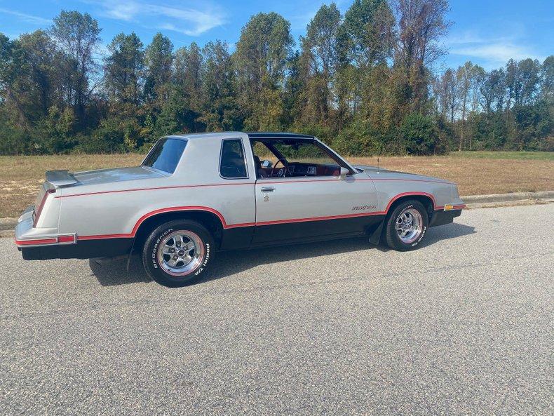 1984 oldsmobile hurst
