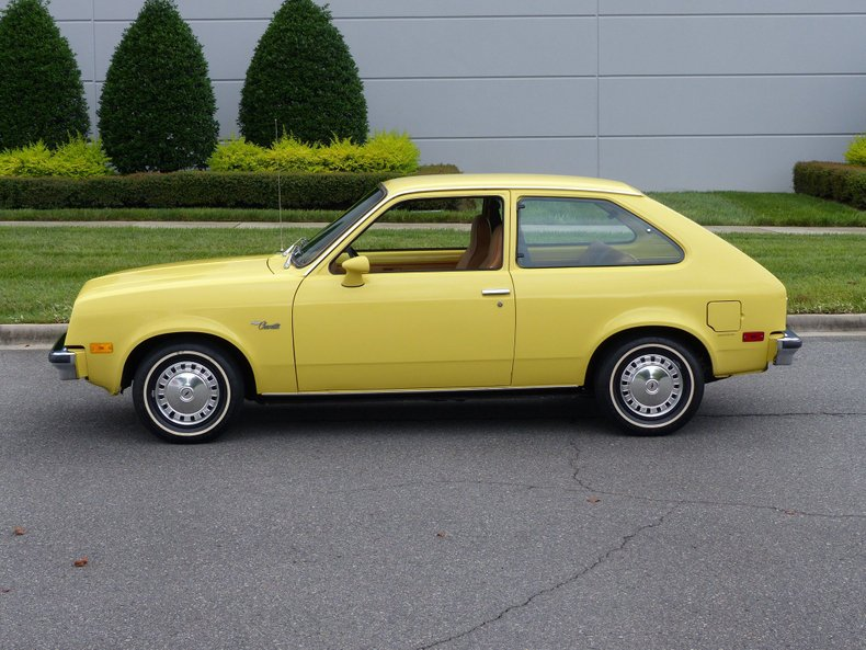 1979 chevrolet chevette for sale 211993 motorious 1979 chevrolet chevette for sale