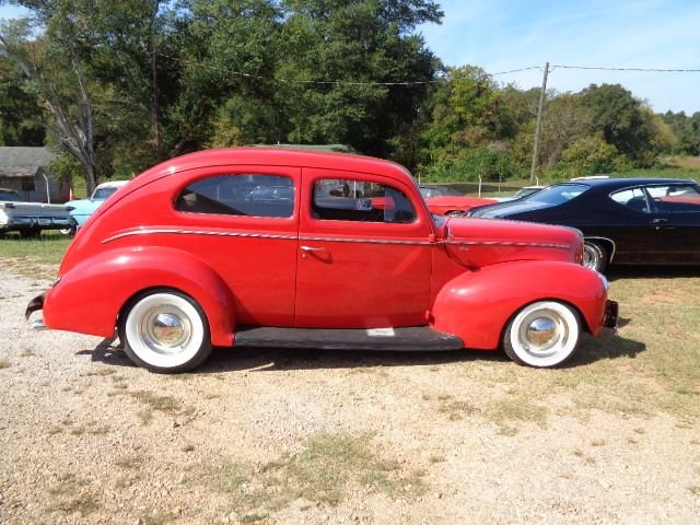 1940 ford tudor street rod