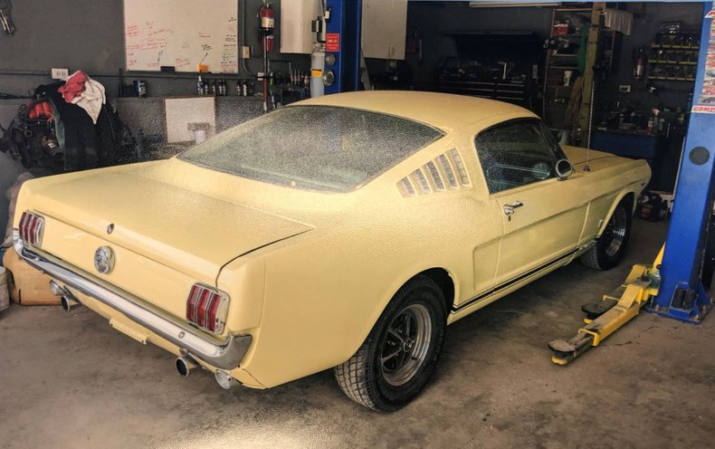 1966 ford mustang 2 2