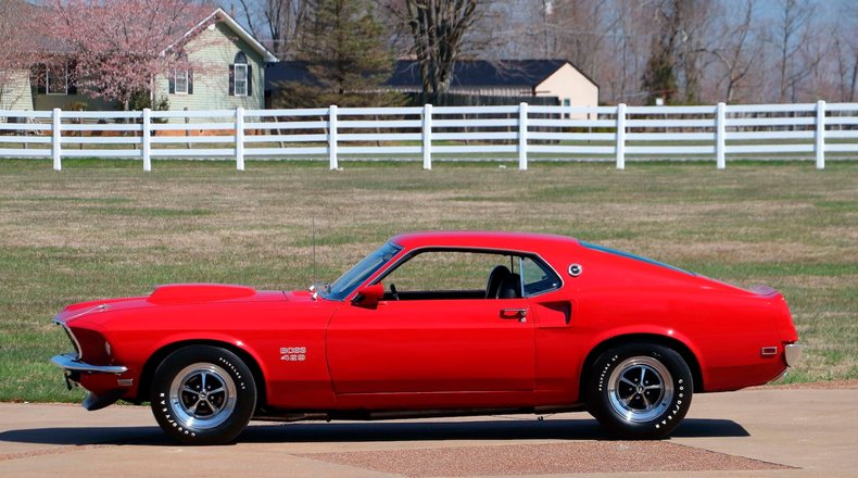 1969 Ford Mustang 3