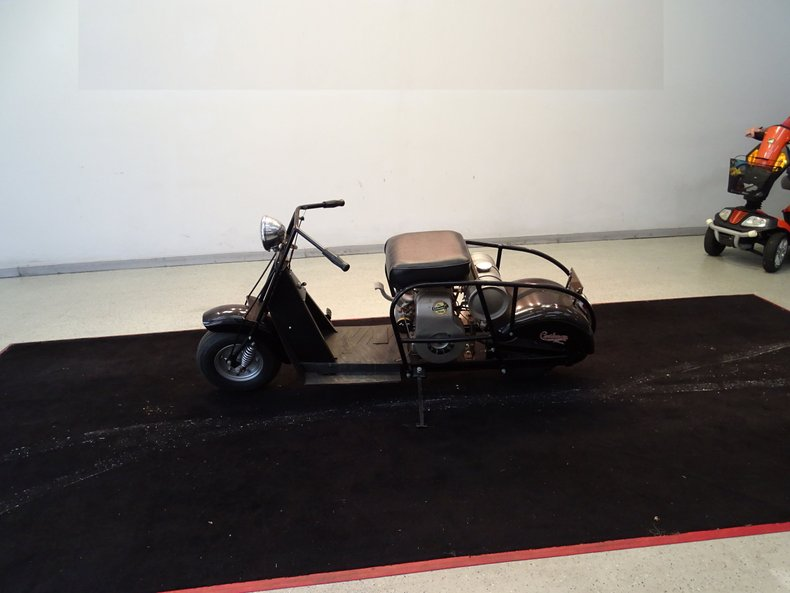 1948 cushman scooter