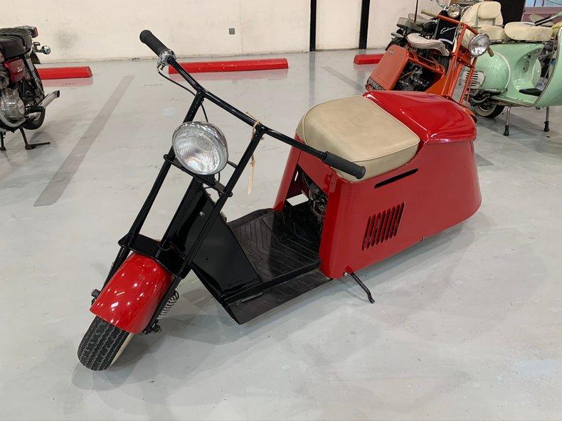 1949 Cushman Scooter