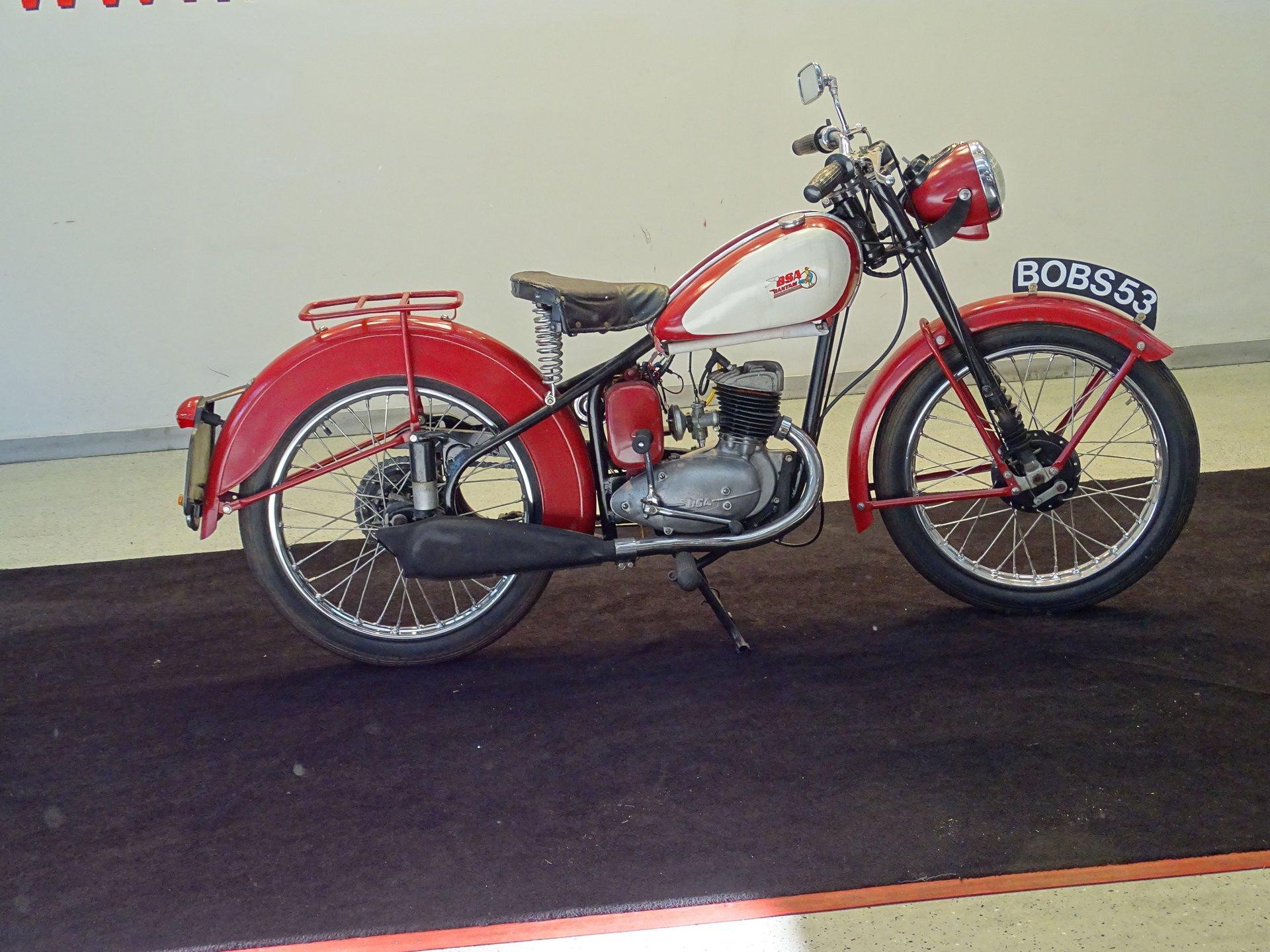 1953 bsa bantam