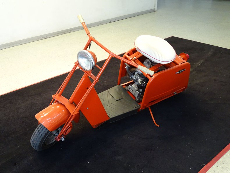 1956 Allstate Scooter