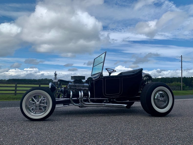 1924 Ford T-Bucket 1
