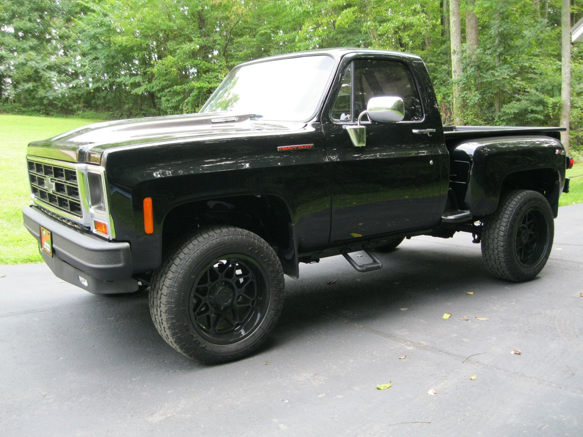 1980 chevrolet k 10 restomod