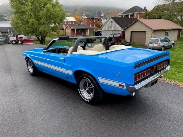 1970 ford mustang gt350 shelby clone