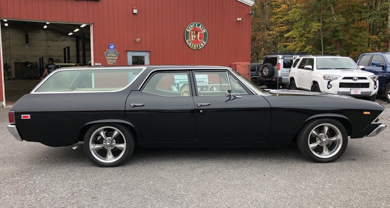 1969 chevrolet chevelle wagon