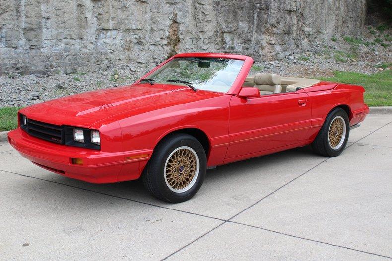 1985 Mercury Capri