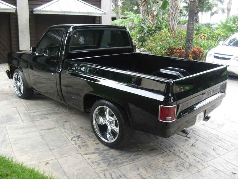 1986 chevrolet truck