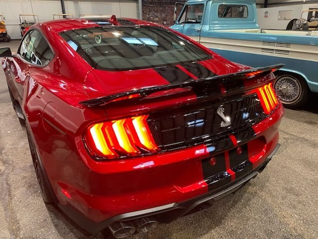 2020 ford mustang gt500