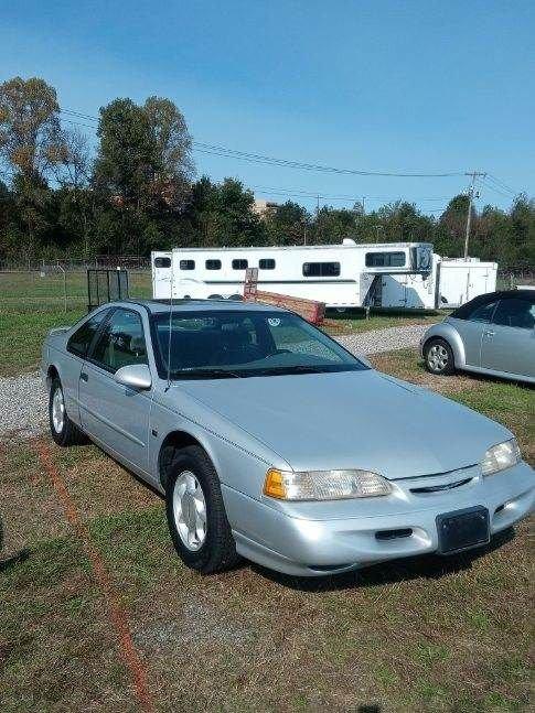 1995 ford thunderbird lx
