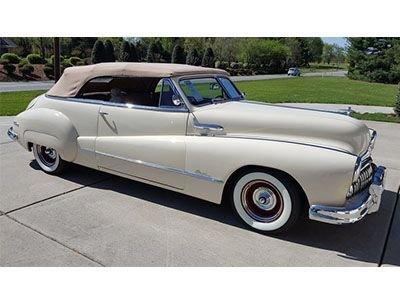 1948 Buick Super