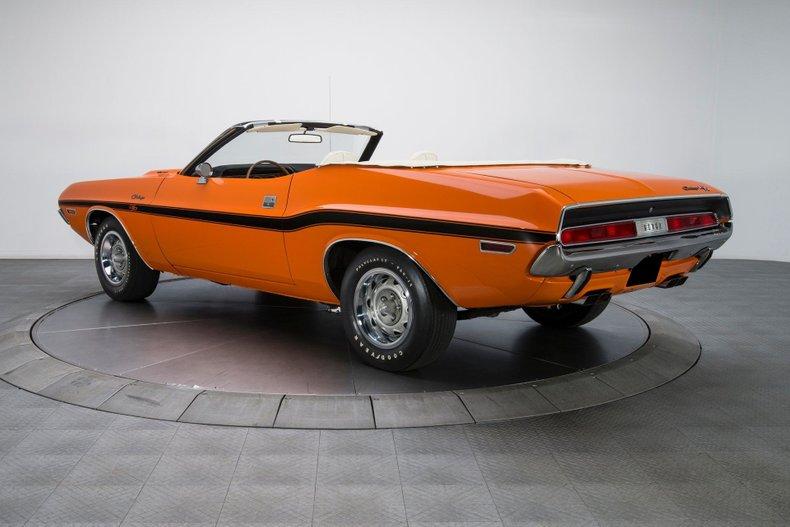 1970 dodge challenger r t