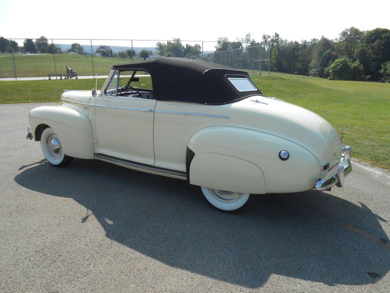 1941 nash ambassador 6 cabriolet