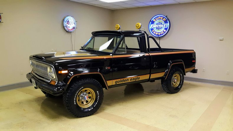 1978 American Jeep