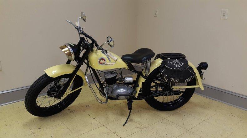 1957 Harley Davidson Hummer