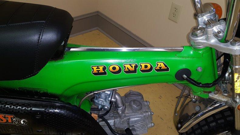 1974 honda trail 90 mighty dax
