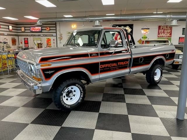 1979 ford f150 ranger indy pace truck