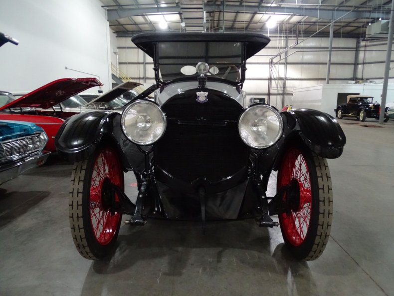 1916 hayes touring