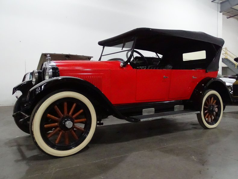 1924 Willys Knight