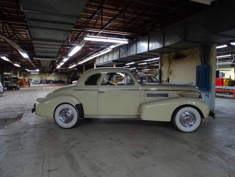 1939 cadillac coupe