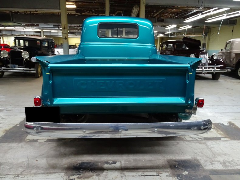 1951 chevrolet 3100 3 window pickup