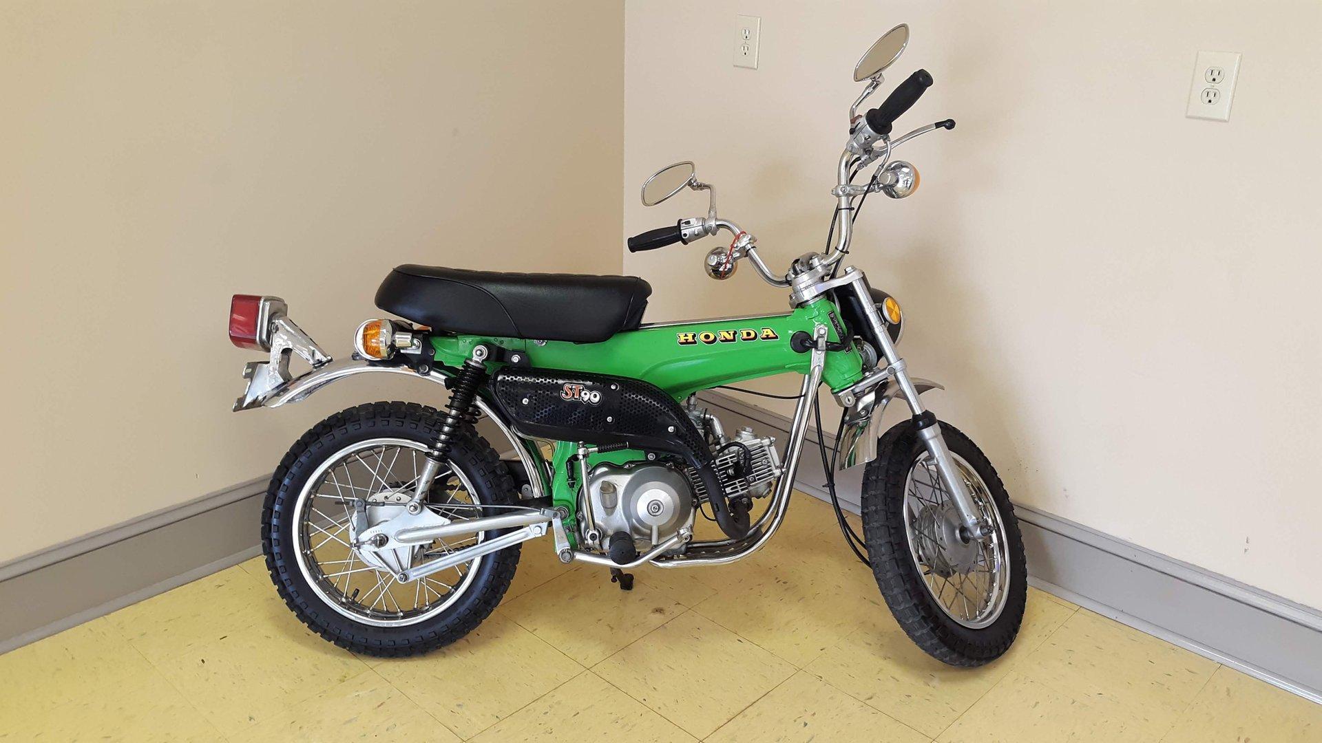 1973 honda st 90