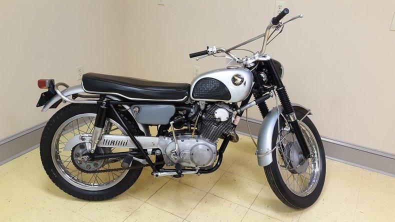 1965 Honda CL