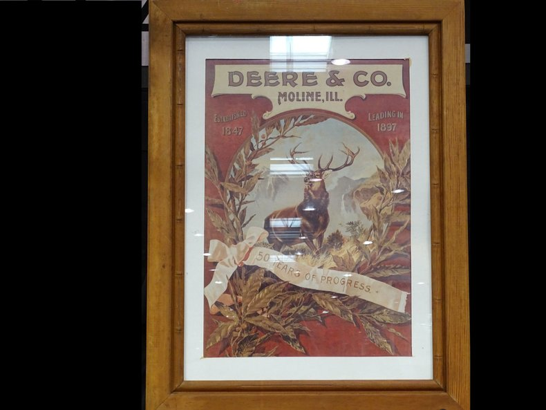 Deere & Co. Poster
