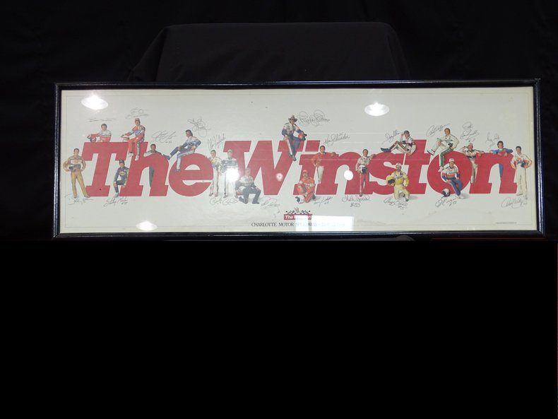 The Winston Poster