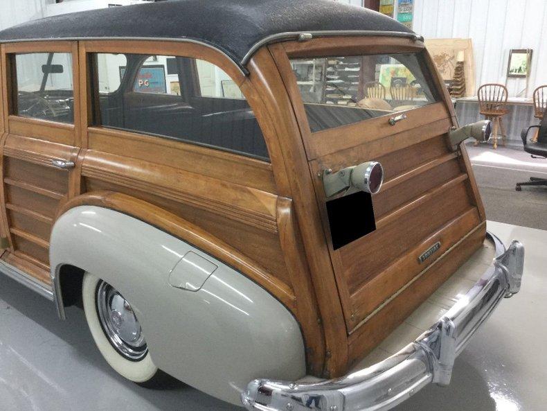 1948 pontiac streamliner woody wagon