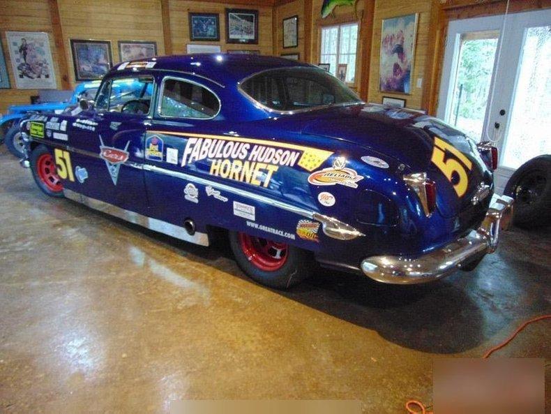 1953 hudson hornet replica
