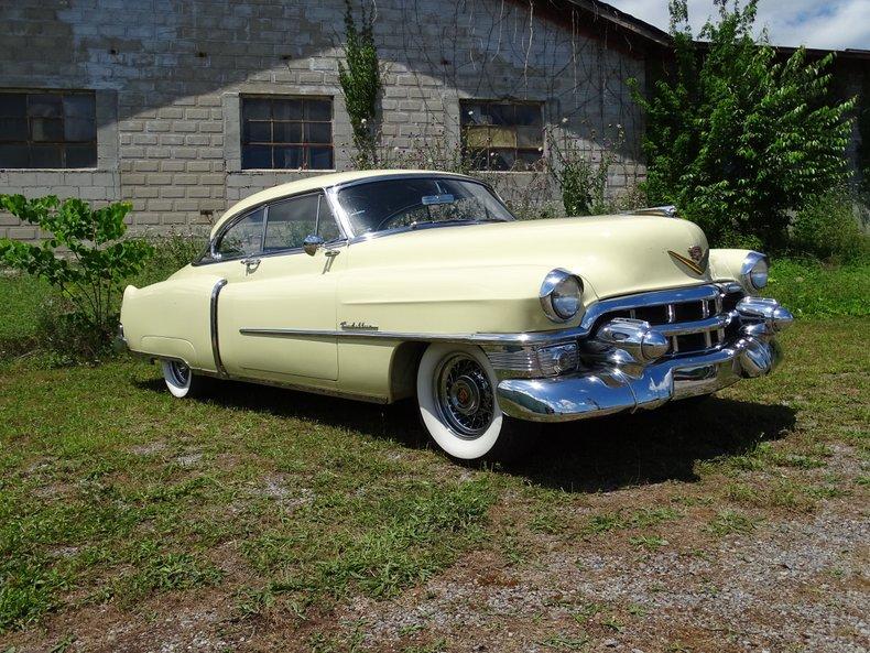 1953 Cadillac Coupe DeVille