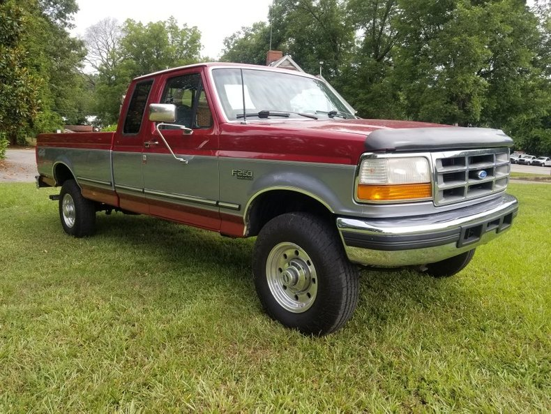 1997 ford f250 xlt