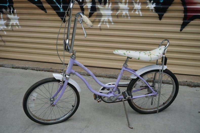 Schwinn Flowers Fair Lady Bicycle