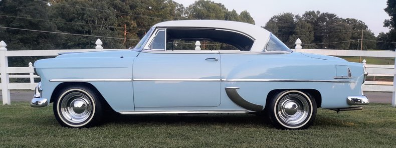 1953 chevrolet sport coupe
