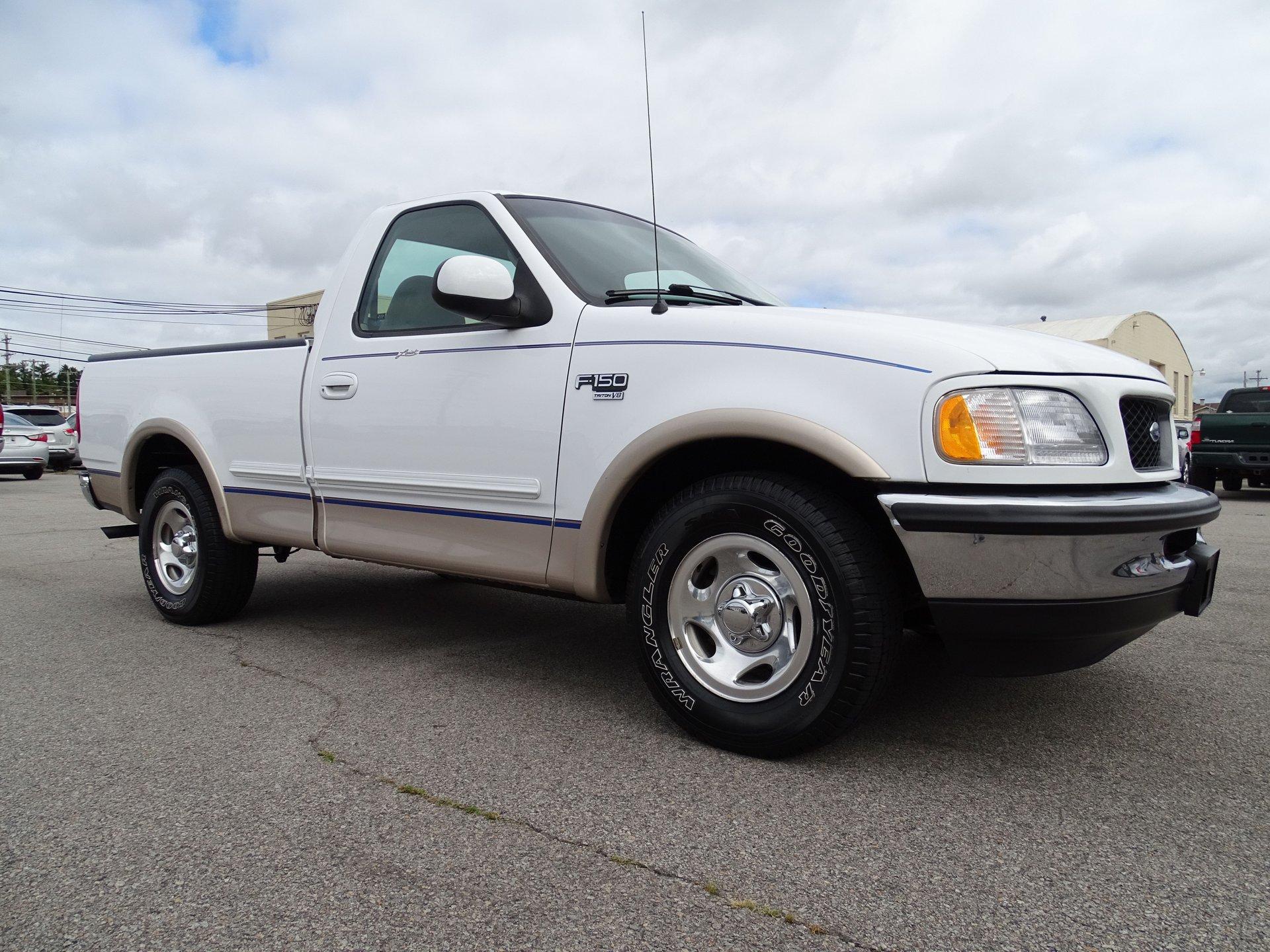 1998 ford f150 lariat
