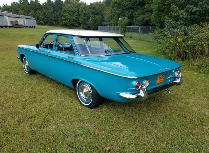 1960 chevrolet corvair 700