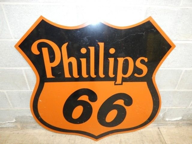 42in Phillips 66 Sign