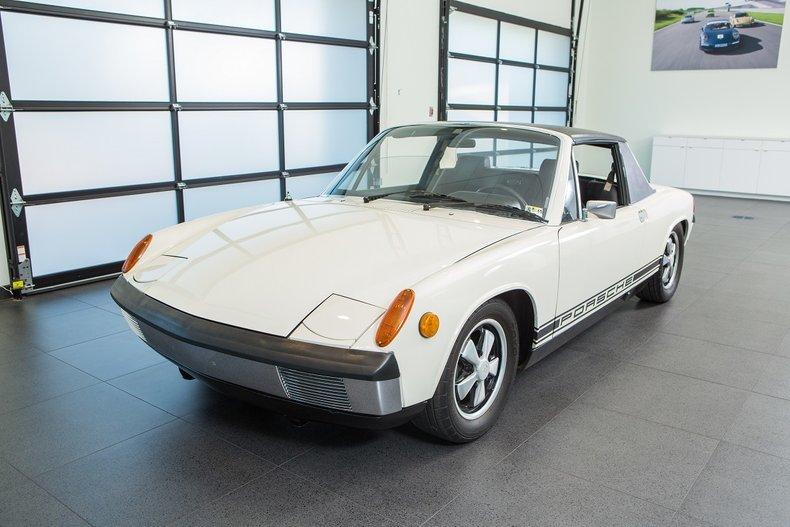1970 Porsche 914-6