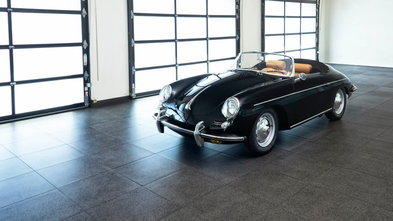 1962 Porsche 356B 1600S T6 Twin Grille Roadster For Sale