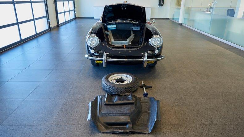 1962 Porsche 356B 1600S T6 Twin Grille Roadster
