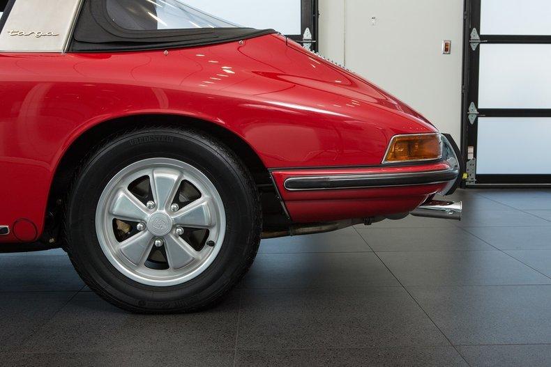1967 Porsche 911 Targa