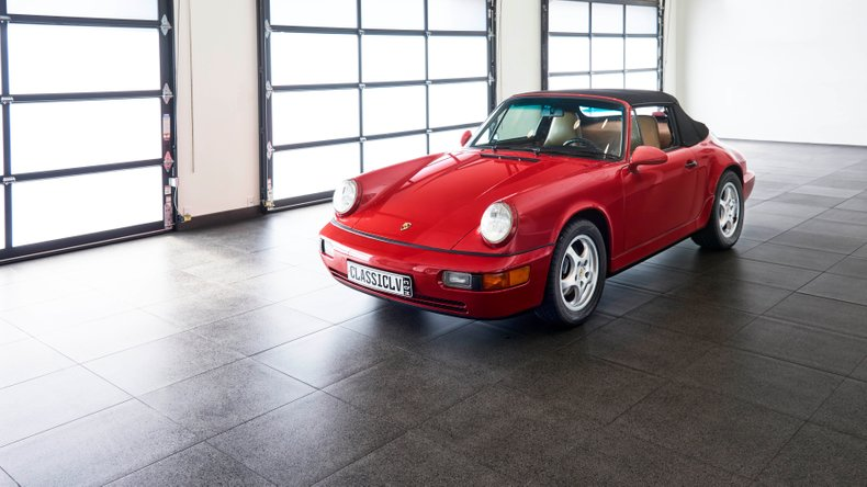 1993 Porsche 911 Carrera For Sale