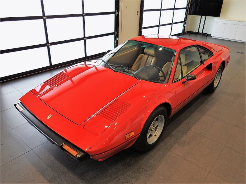 Preowned Ferrari 308 Gtb In Hinsdale For Sale