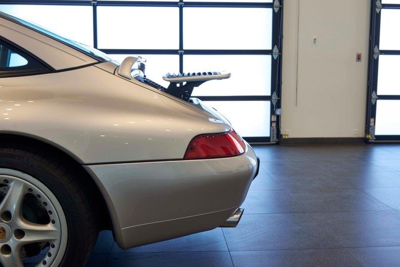 1998 Porsche 911 Targa