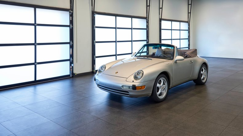 1998 Porsche 911 Carrera Cabriolet For Sale