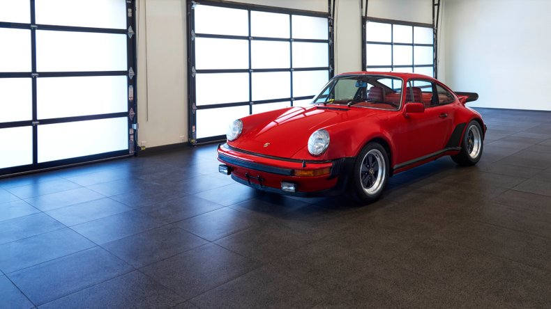 1977 Porsche 930 Turbo Carrera